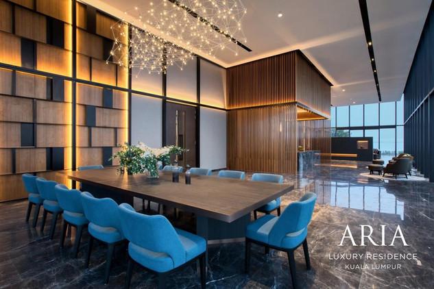 Aria Sky Restaurant