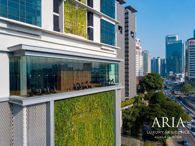 Aria Day View