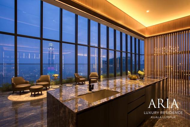 Aria Sky Lounge
