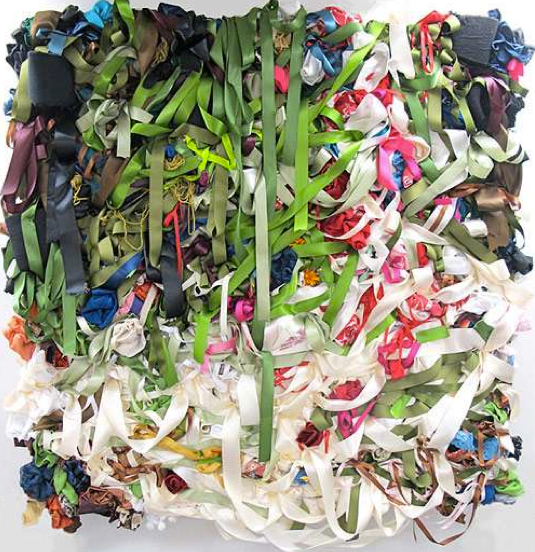 Ribbon Art by Vadis Turner