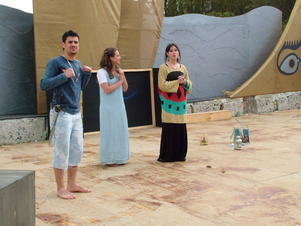 In scena. Siracusa 2008 (8)