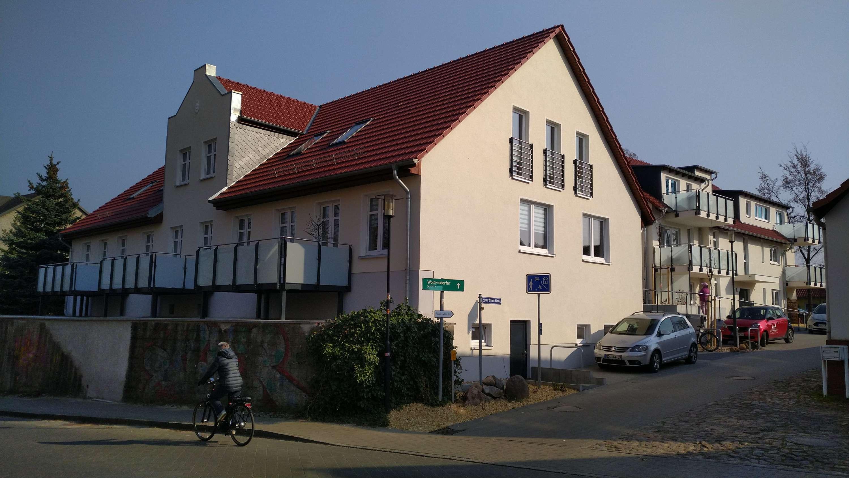 Alter Krug Ansicht Breitscheidstr.