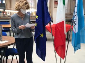Rotary Club Salerno Duomo: dono alla biblioteca