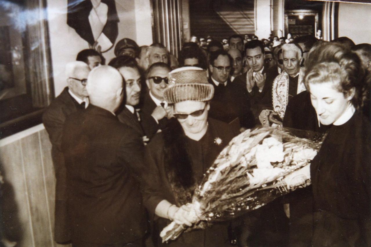 Inaugurazione liceo De Sanctis 1963 (0)
