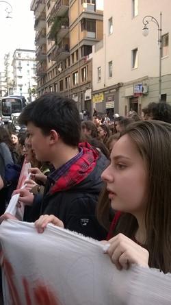 Marcia per le vittime mafia