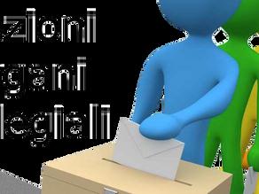 Elezioni Consiglio d'Istituto componente Docenti, Genitori e personale ATA.