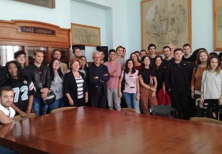 «Europa on air», gli studenti Erasmus a Salerno con la prima web radio Ue
