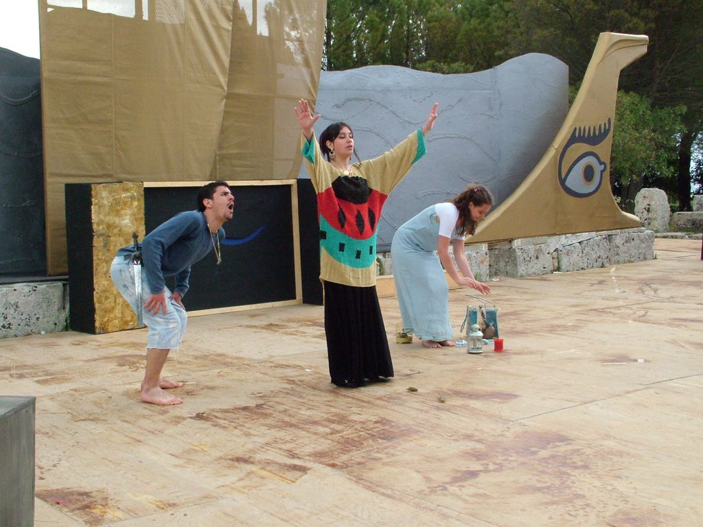 In scena. Siracusa 2008 (11)