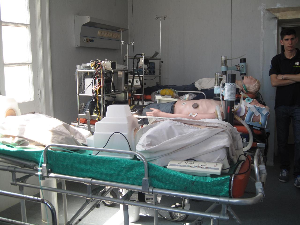 Visita Sede Humanitas (10)