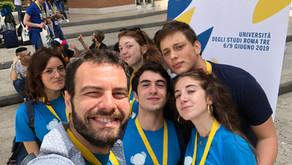 Festival Radio Universitarie 2019: Roma 3