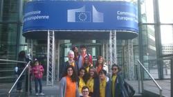 Bruxelles 2014 Premio Chiedi all'Europa (5)
