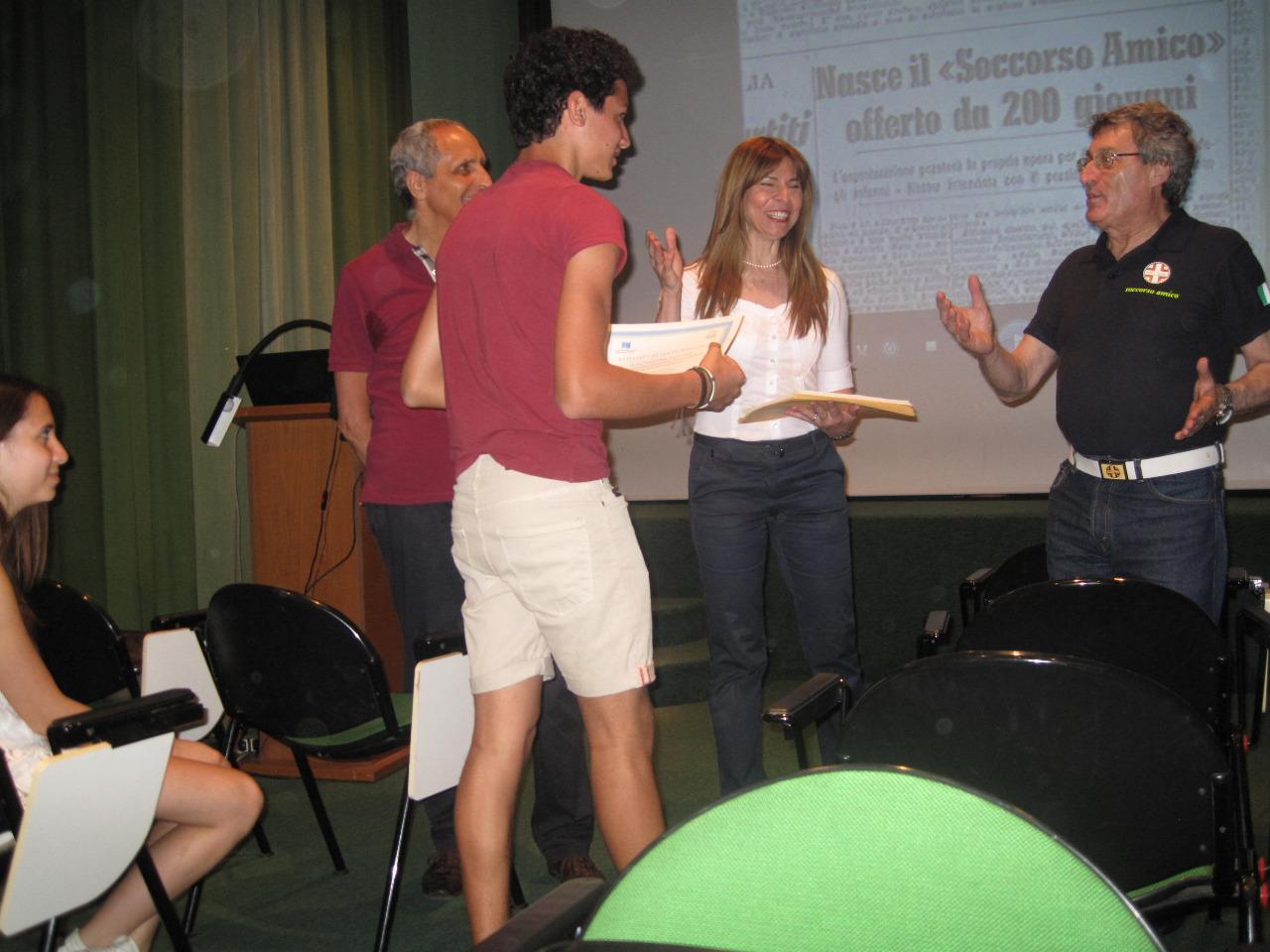 Visita Sede Humanitas (20)