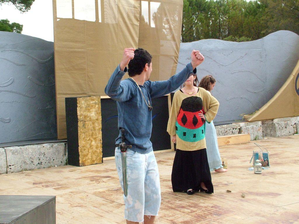 In scena. Siracusa 2008 (9)