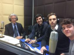 Sindaco di Salerno a Web Radio_03