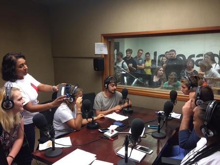 Europa On Air: webradio a Madrid