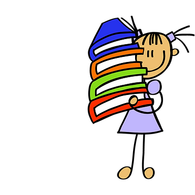 Girl holding books.png