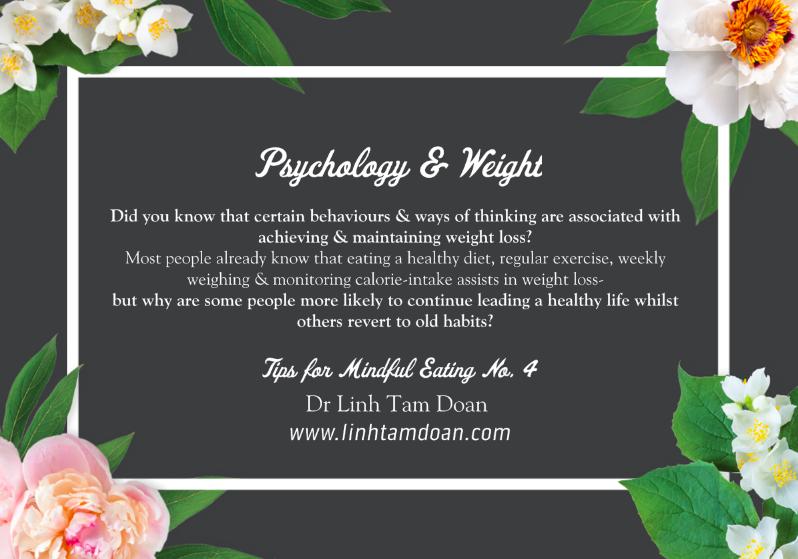 Tip 4 Mindful Eating