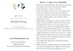Tip 1 for Mindful Eating 02