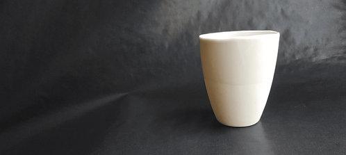 Weiße Becher (MB) - verschiedene Größen