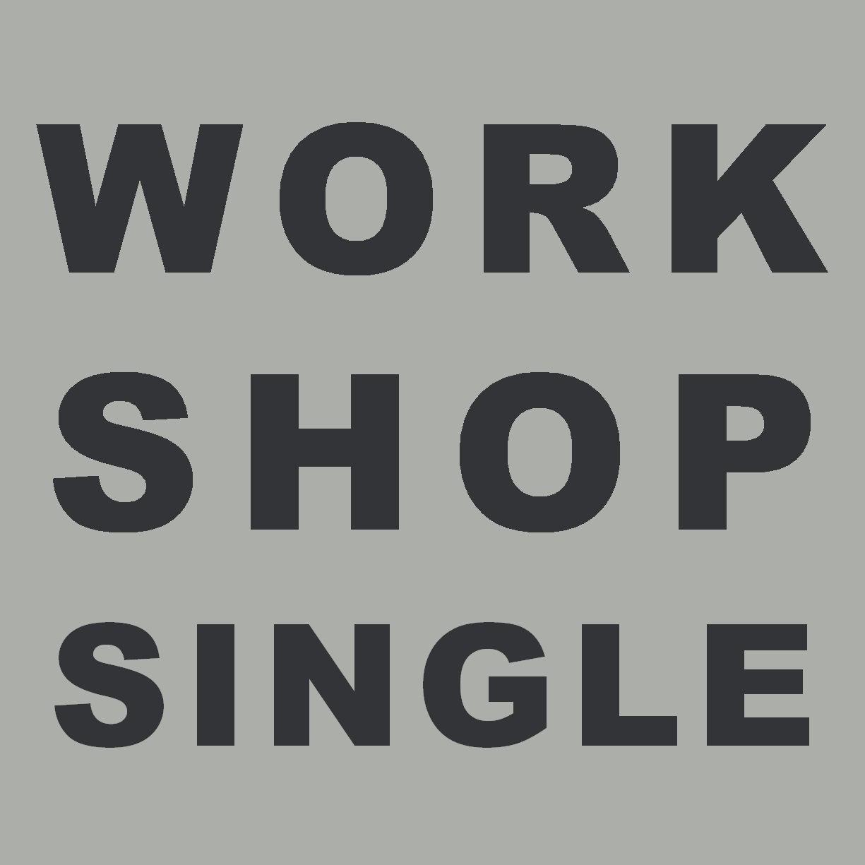Porzellan Workshop Single