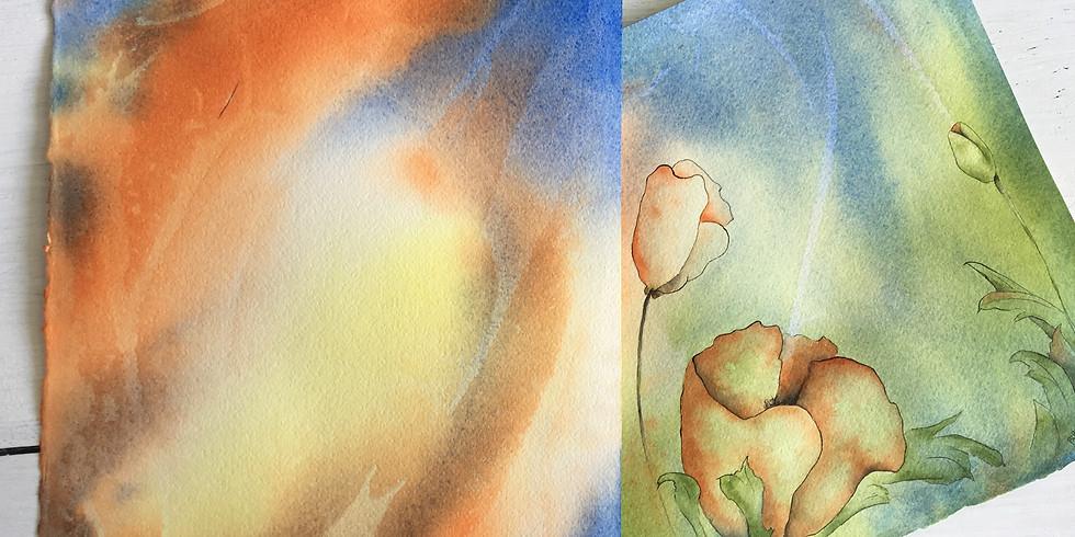 Atelier peinture intuivite - Aquarelle