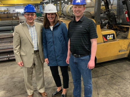 Capital Steel & Wire Expanding