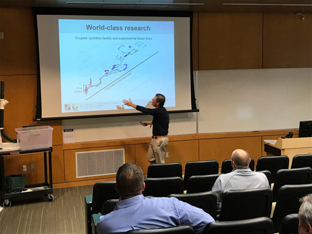 MSU's Facility for Rare Isotope Beams Hosts CAMC Meeting