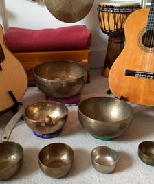 ONE TO ONE SOUND HEALING SESSION - ONE HOUR