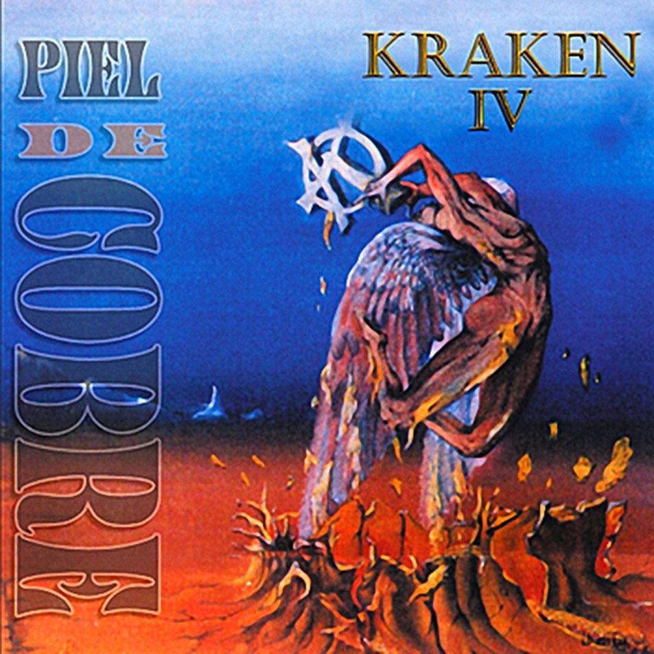 Kraken lV: Piel de cobre