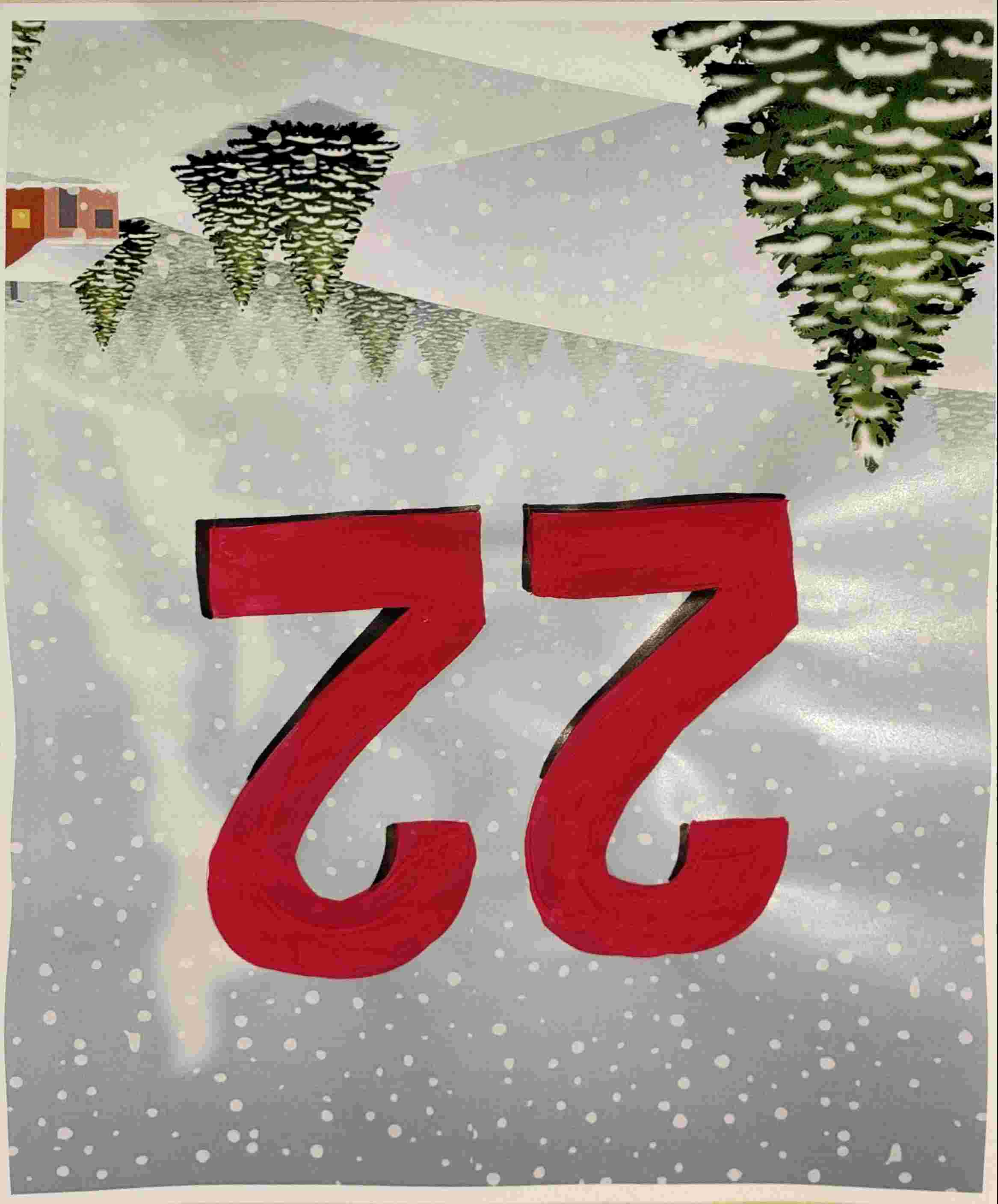 Zahlen Adventskalender_21