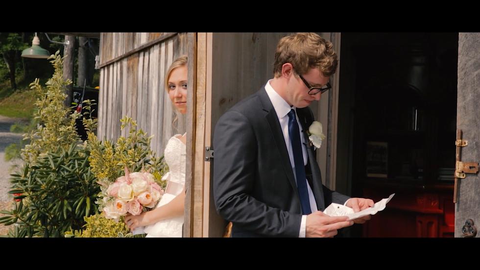 Caitlin + Corey