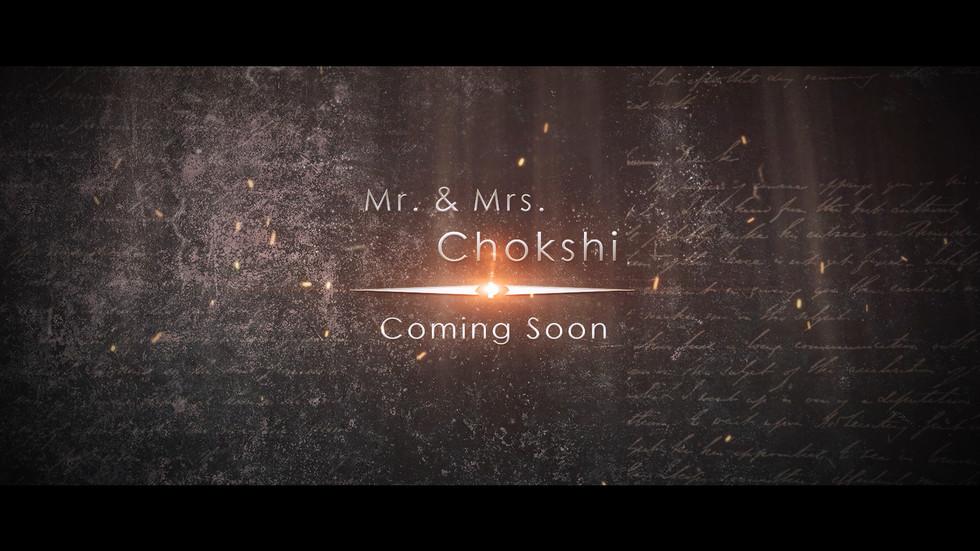 Mr. & Mrs. Chokshi Trailer