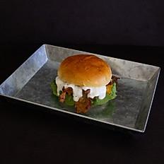 Bacon Cheddar Ranch Burger