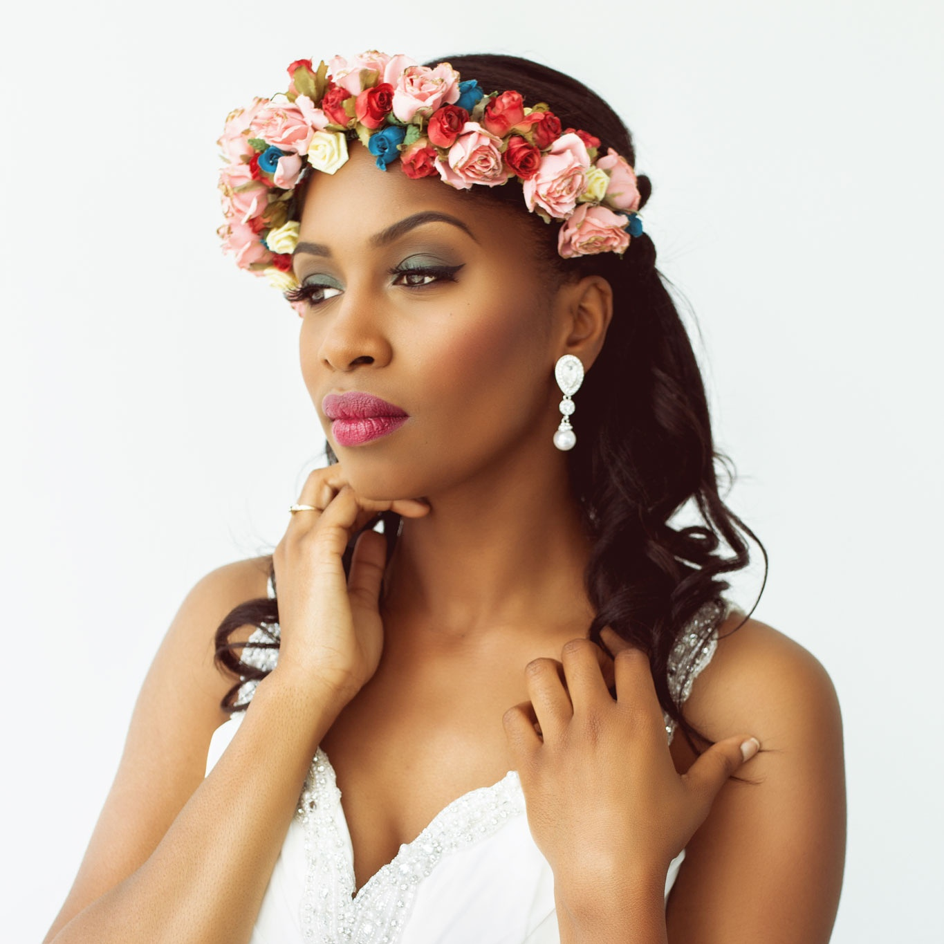 Wedding Accessories - Flower Crown