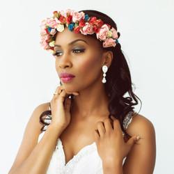 Wedding Accessories - Flower Crown
