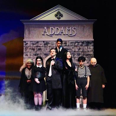Addam's Family Crypt