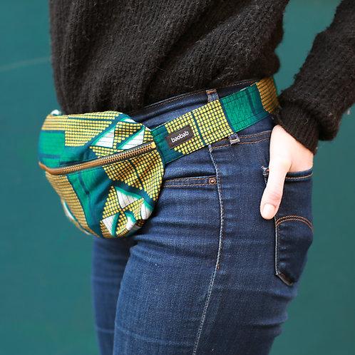 Golden Triangle • The big belt bag