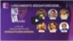 Live Forum da Nova Consciencia - Lançamento