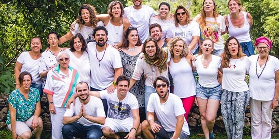 RETIRO DESPERTAR - BY ECOA 1,2,3 DE NOVEMBRO