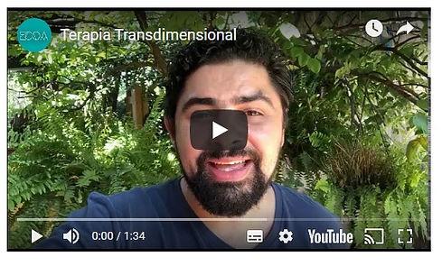 video terapia transdimensional