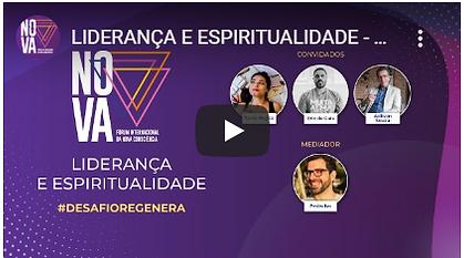 Live Forum da Nova Consciencia - Liderança e Espiritualidade