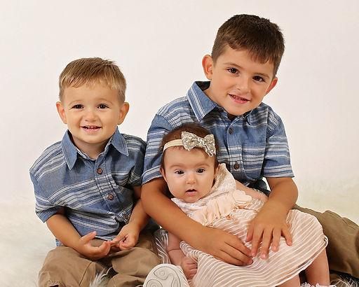 Olivia Sheridan Family