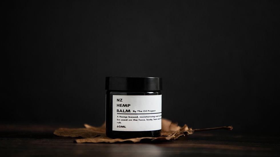 NZ Hemp Healing Balm (60ML)