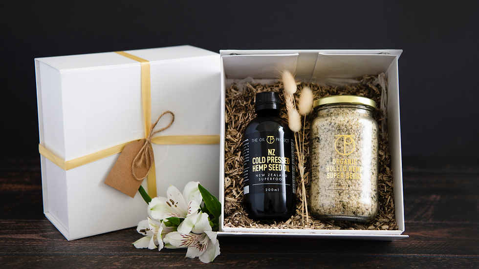 NZ Hemp gift box