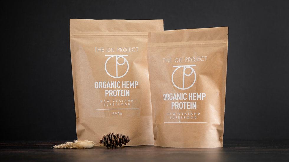 Certified Organic Plant Based Hemp Seed Flour/Protein 70% Isolate