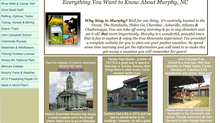 Coming to Murphy? Here's EVERYTHING you'll want to do and see! My Murphy Visitors Guide...