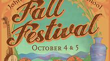 BIG NEWS! Oct 4th & 5th John Campbells Folks School fall Festival