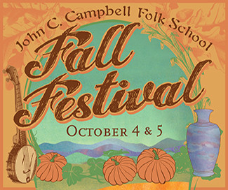 BIG NEWS! Oct 4th & 5th John Campbells Folks School fall Festival