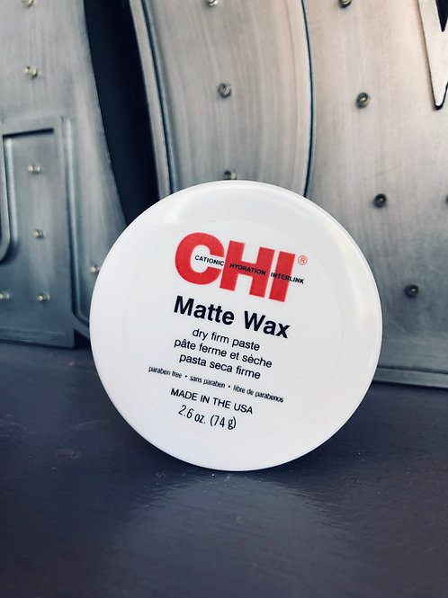 CHI Matte Wax