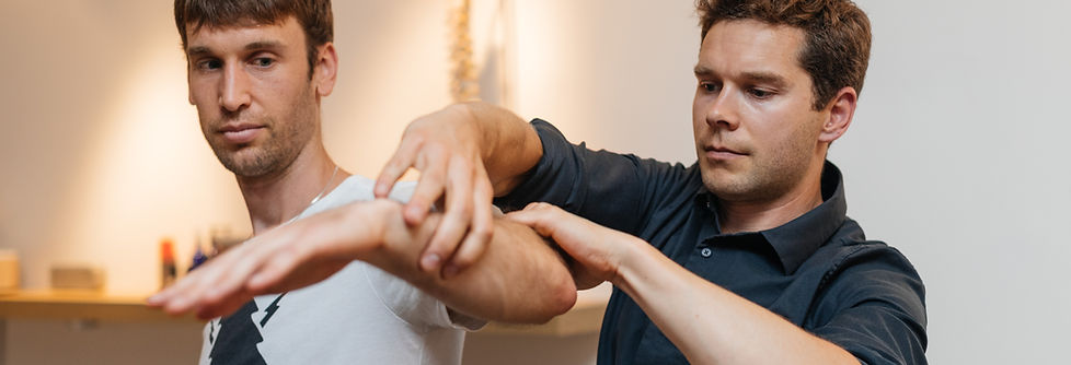 Osteopath at Balanced Osteopathy in Farringdon London EC1